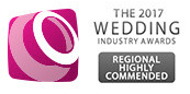 The 2017 Wedding Industry Awards - Regional Highly Commended